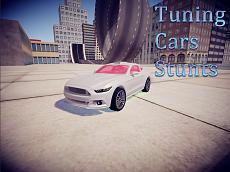 Tuning Cars Stunts