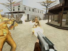 Wild West Gungame