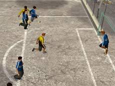 X Street Football