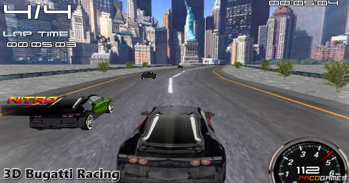 3d bugatti racing play it for free at pacogames voltagebd Images