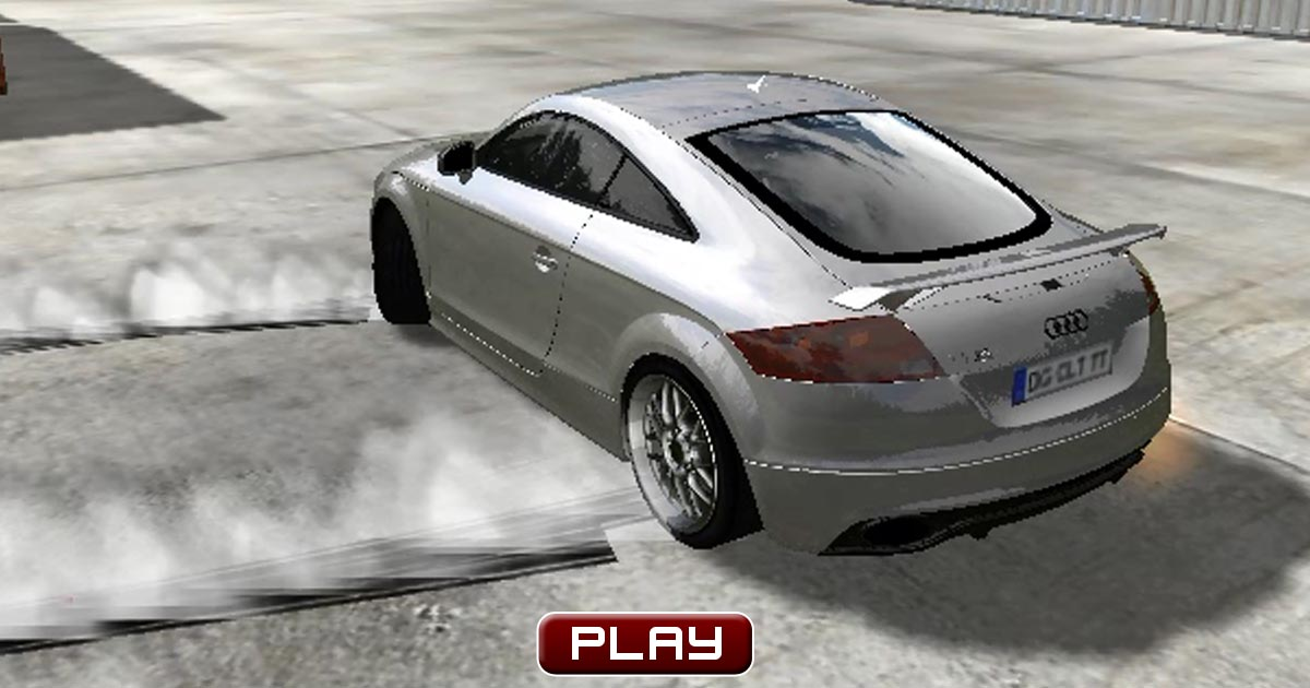 Audi TT RS Drift | Play the Game for Free on PacoGames