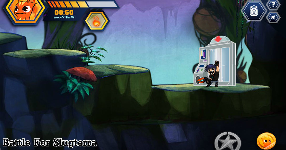Battle For Terra Toys : Battle for slugterra play it free at pacogames