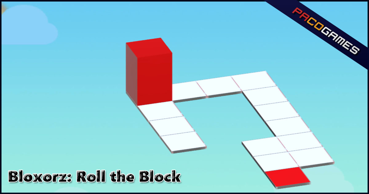 how to pass bloxorz