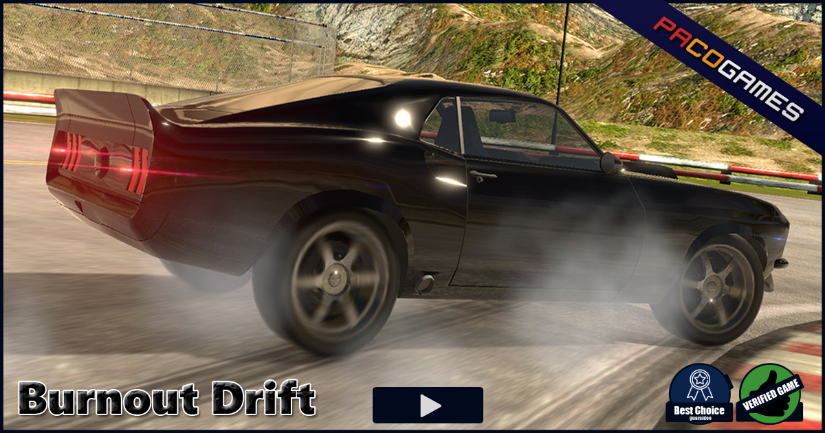 Burnout Drift | Play the Game for Free on PacoGames