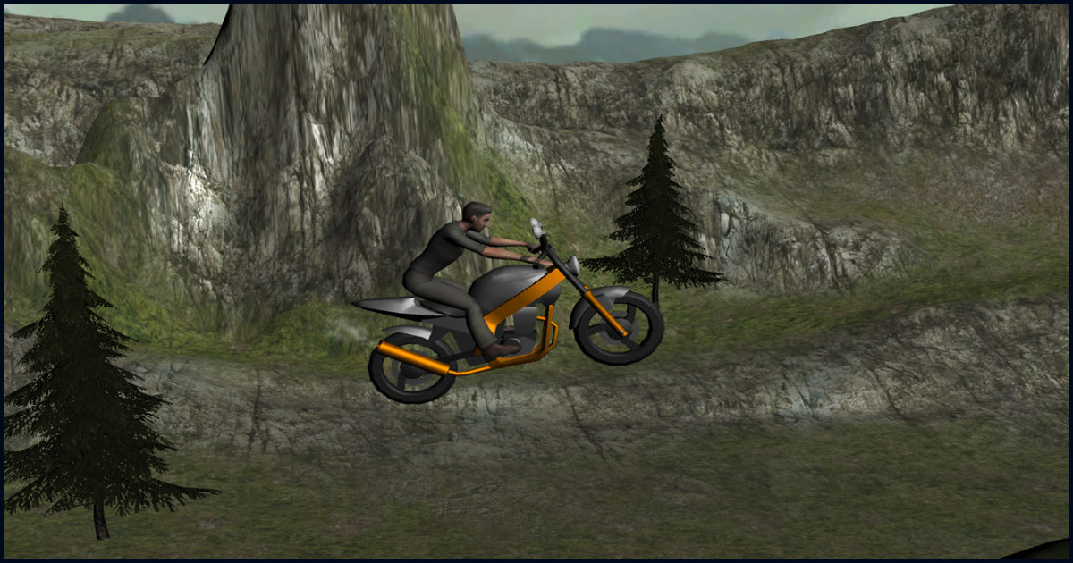 Dirt Bike Rider | Play the Game for Free on PacoGames