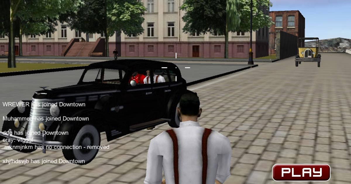 Downtown 1930s Play The Game For Free On Pacogames
