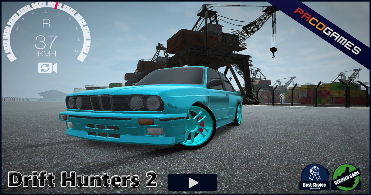 Drift Hunters 2 | Play the Game for Free on PacoGames