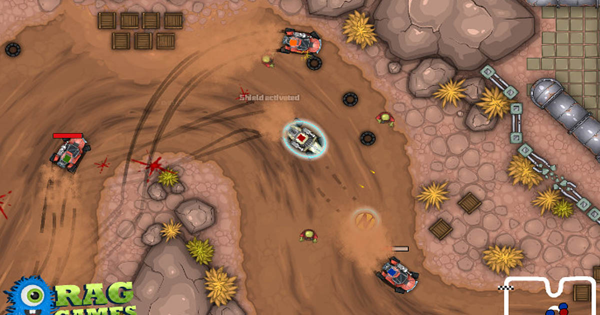 drift raiders play it for free at pacogamescom