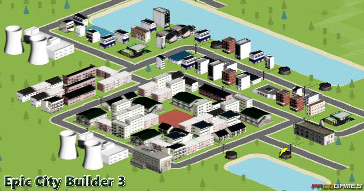 Epic City Builder 3 - Graj online za darmo na PacoGames com!