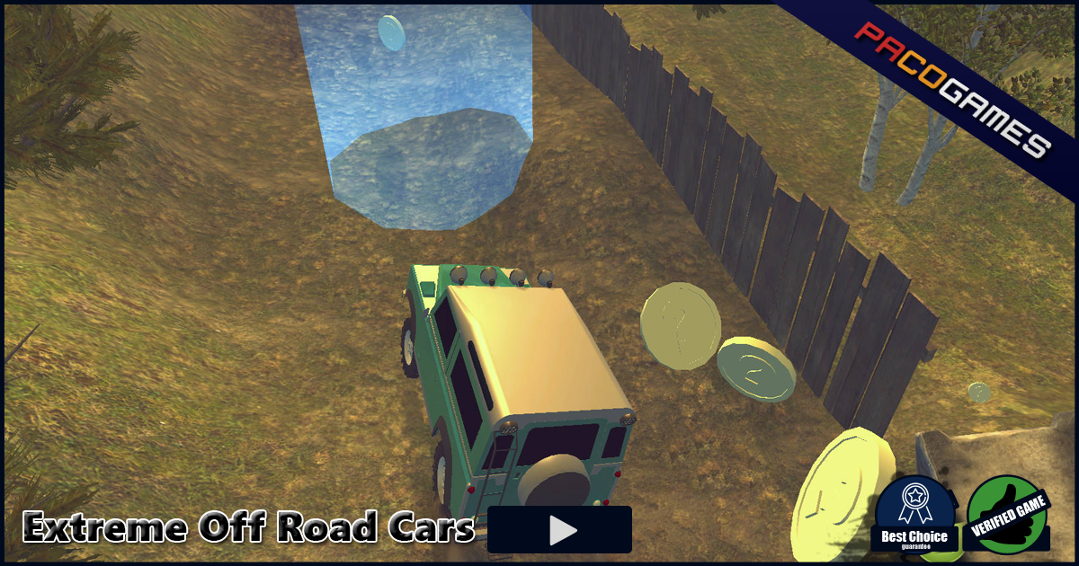 Extreme Off Road Cars | Play the Game for Free on PacoGames