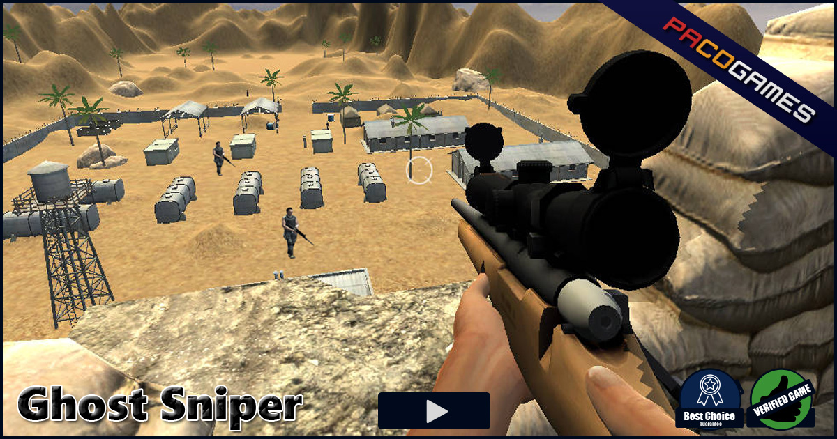 Seite 55 Shooter ghost sniper play it for free at pacogames com