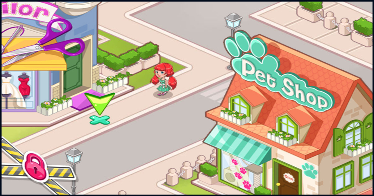 GirlsPlay City | Play the Game for Free on PacoGames