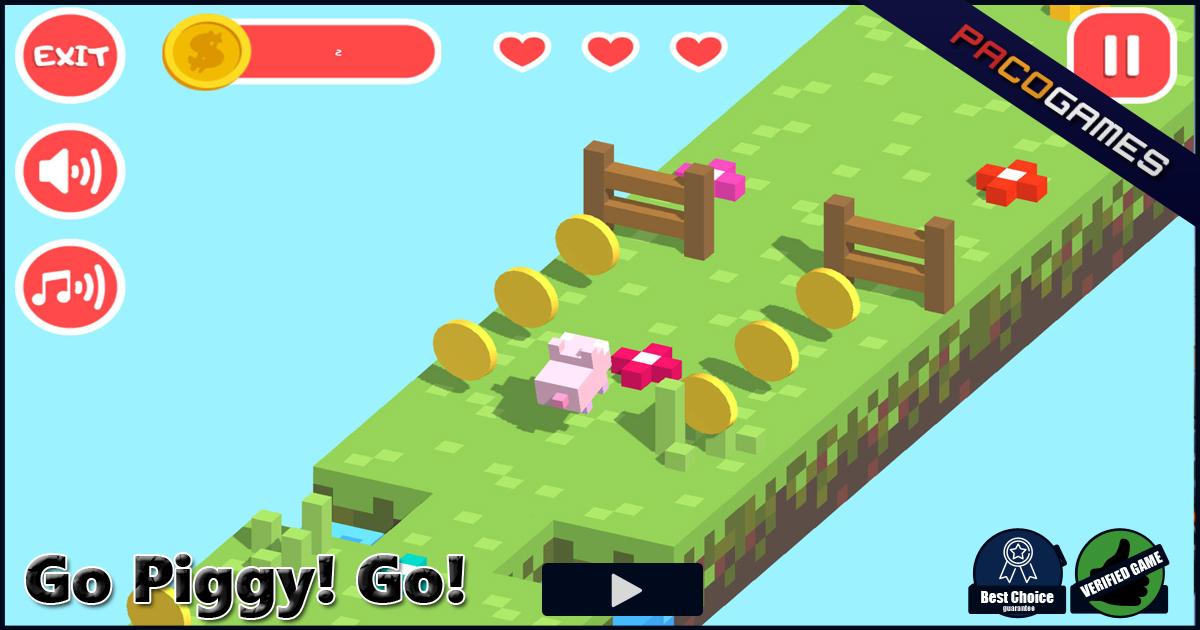 Piggy Go Free Spins