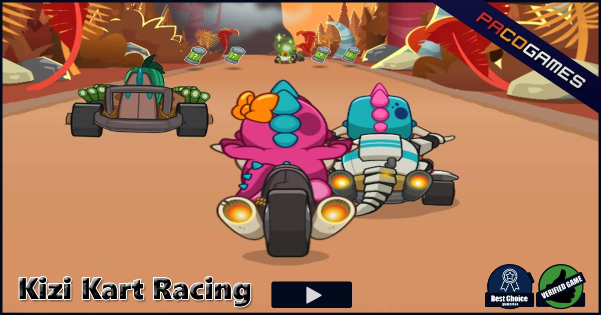 Kizi Kart Racing Jouer Gratuitement à Pacogamescom