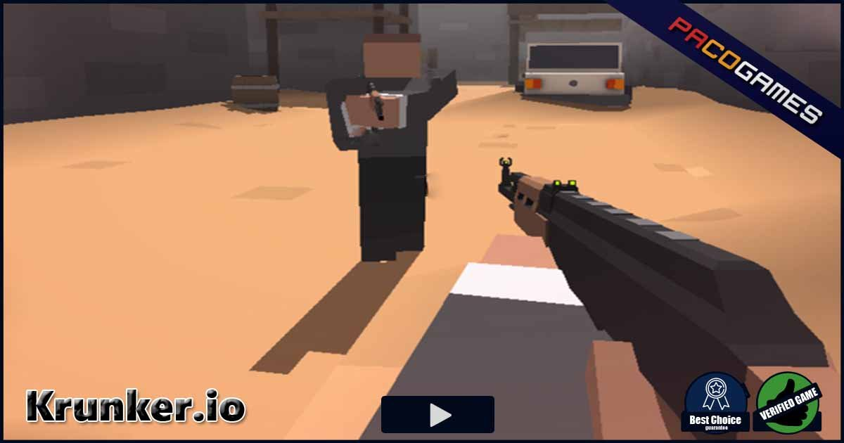 Krunker.io | Play the Game for Free on PacoGames