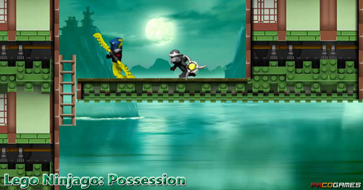 Arcade Driving School >> Lego Ninjago: Possession | Play the Game for Free on PacoGames