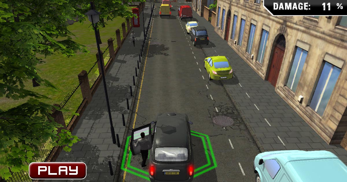 London Taxi License - Juega gratis en PacoGames.com!