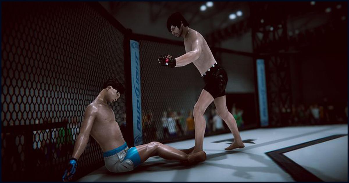 MFS: MMA Fighter | Gra...