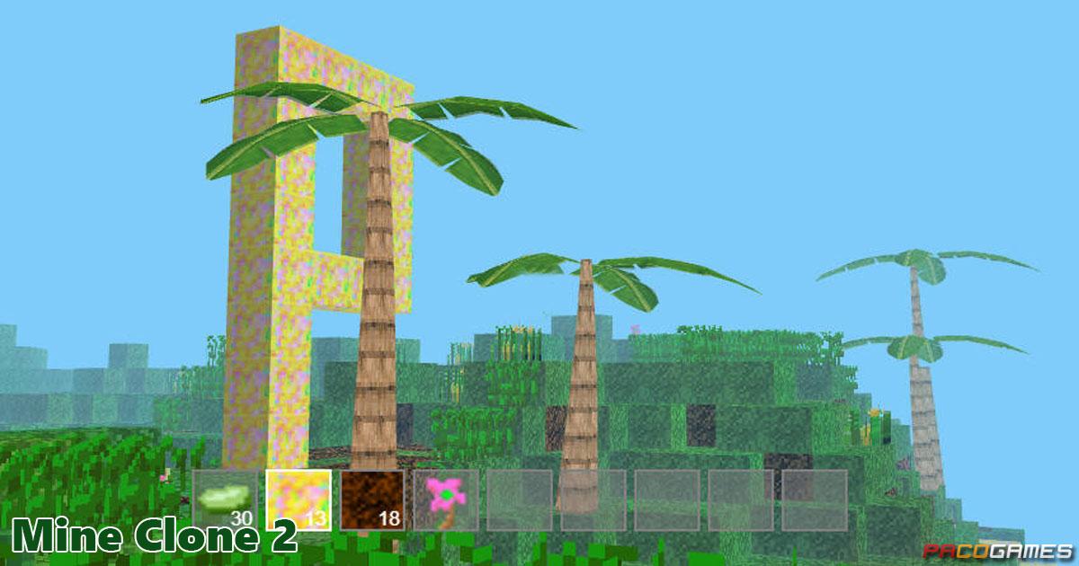 Mine Clone Spiele Die Kostenlos Bei PacoGamescom - Minecraft clone spiele