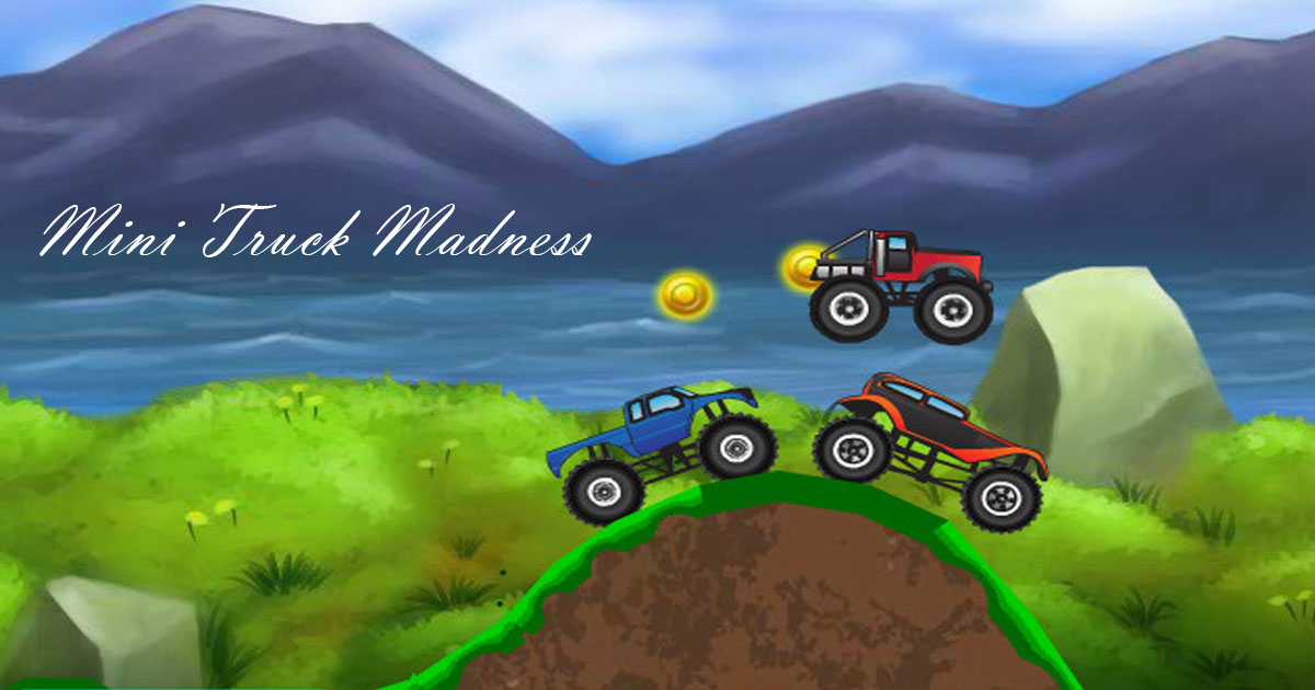 Mini Truck Madness - Free Online Game on