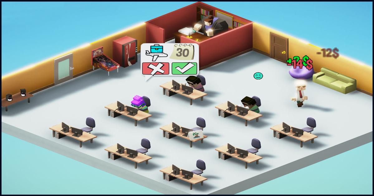 Office Spiele