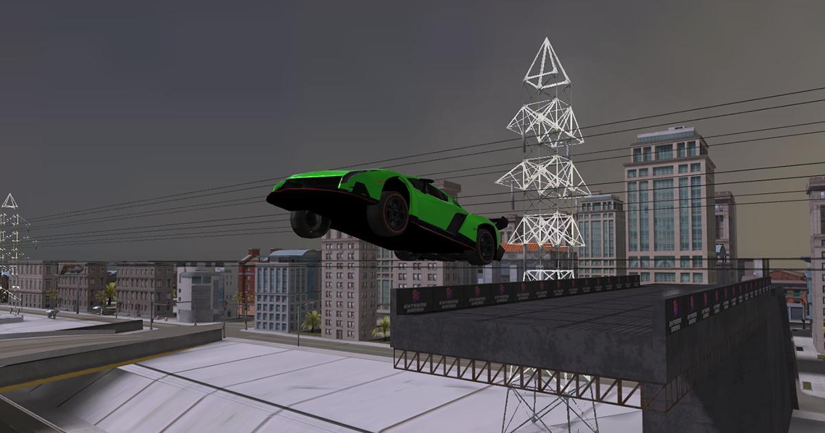 Project Car Physics Simulator: Los Angeles