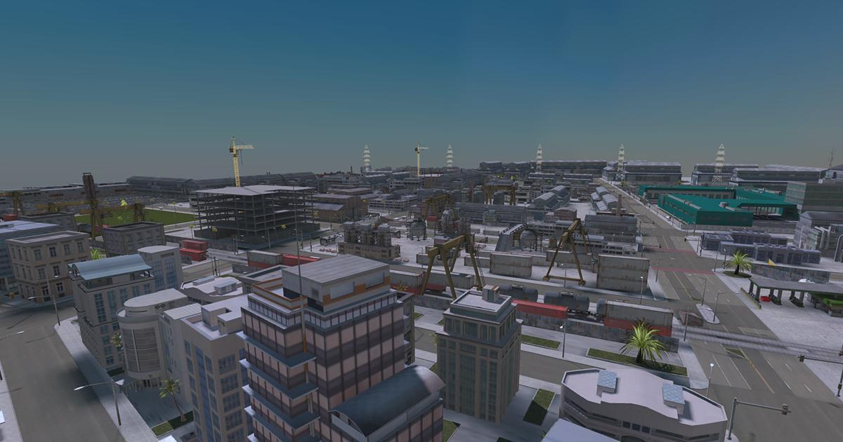 Project Car Physics Simulator Sandboxed: Atlanta