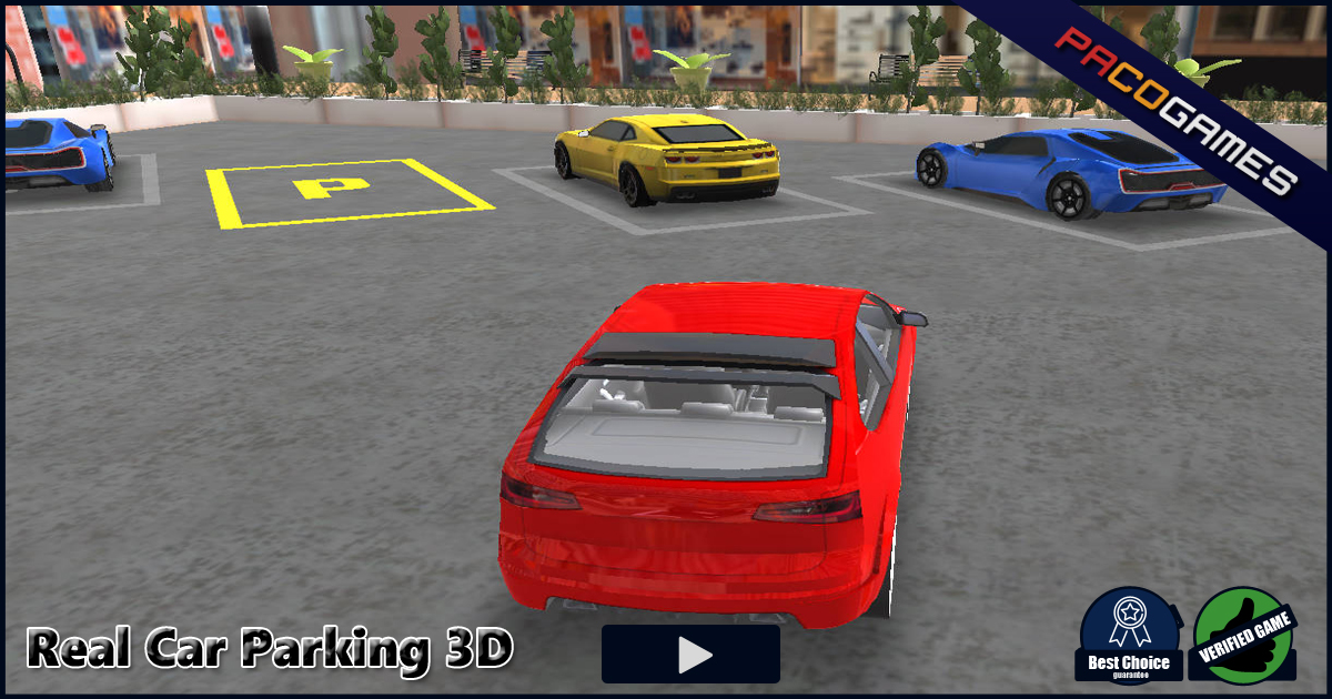 Real Car Parking 3d Play The Game For Free On Pacogames