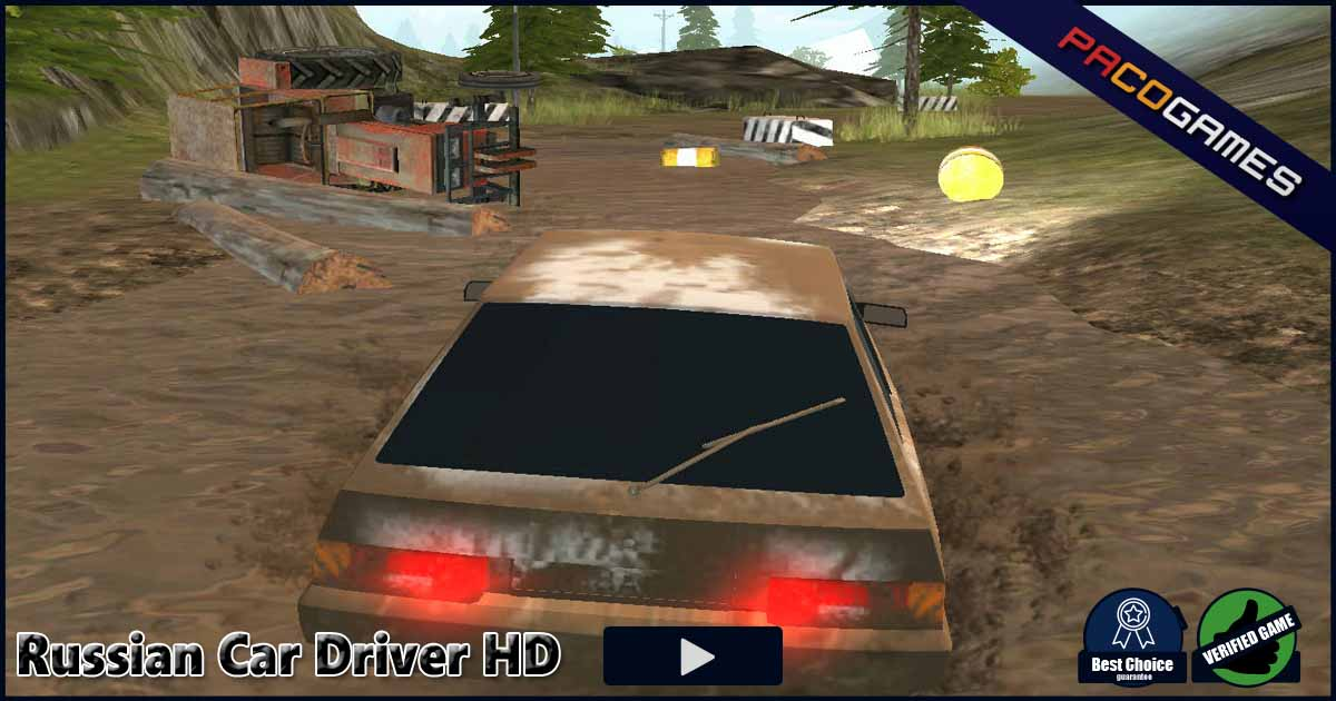 russian car driver hd play it for free at pacogames com