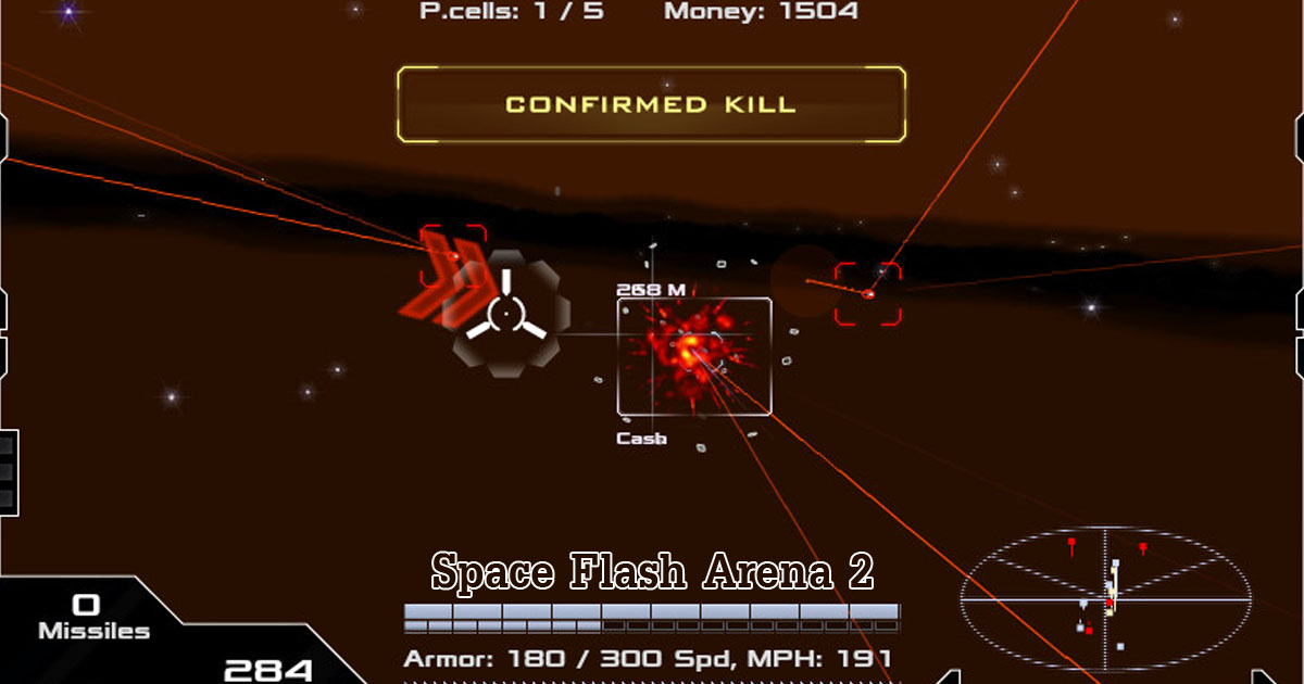 Space Flash Arena 2 | Play the Game for Free on PacoGames
