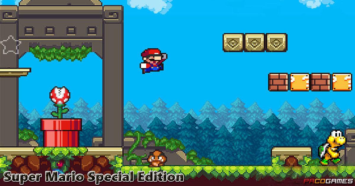 Kostenlos Spielen Mario