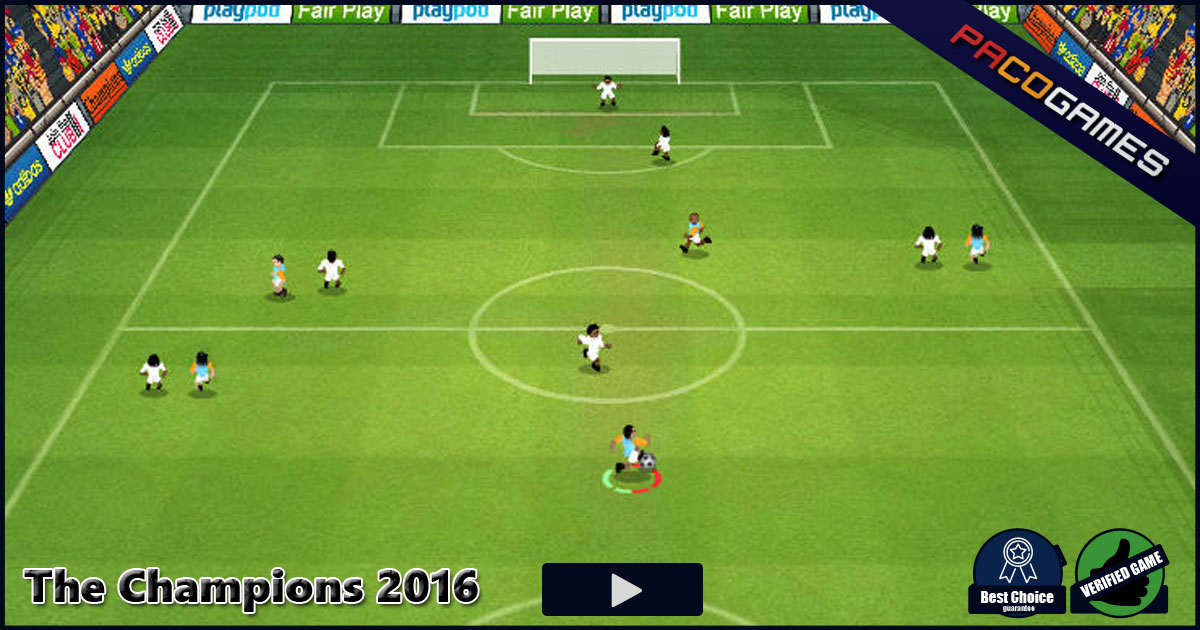 Jogo Online The Champions 2016
