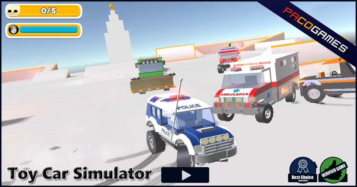 Toy Car Simulator Play The Game For Free On Pacogames