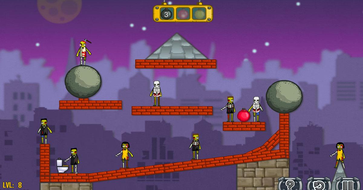 zombie demolisher 2 graj online za darmo na pacogamescom