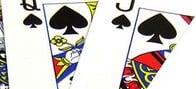لعب الورق