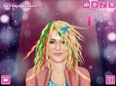 Real Haircuts: Hannah Montana
