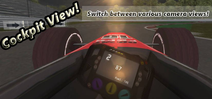 Formula Online - 3d racing games. Look at formula.