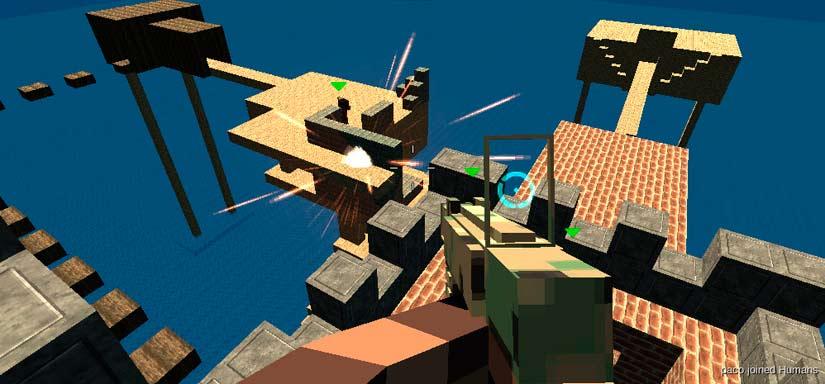 Pixel Warfare 5 Online